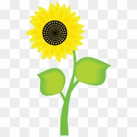 Yellow Flower Clipart Bunga Matahari Marketing Principles
