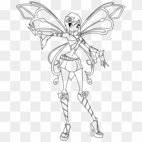 Winx Bloomix Coloring Pages Coloring Club Club Coloring Pages ... | 280x280