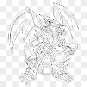 Dragon Colouring Pages For Adults, HD Png Download - vhv