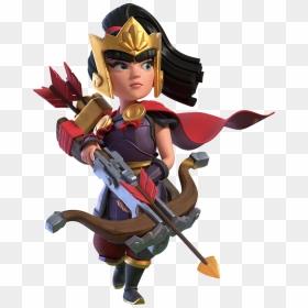Clash Of Clans Clipart Archer - Archer Queen Coc Png