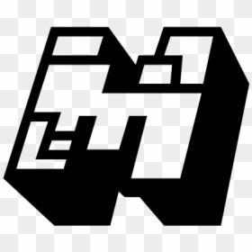 cool minecraft logo transparent